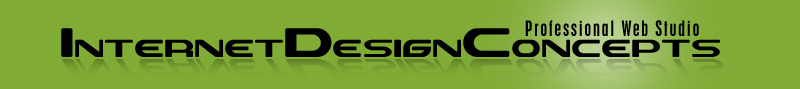 IDC - Internet Design Concepts Tallahassee, Florida Professional Web Studio