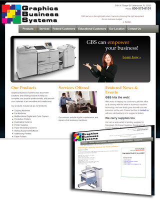 Graphics Business Systems